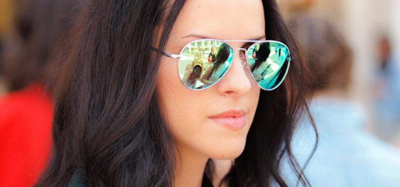 2b04a742aa3 Mirror Coated Prescription Sunglasses…bold statements of color… – COCO LENI  Blog