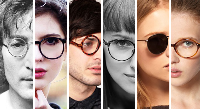 42e382f8aff6 Iconic Round Eyeglasses…style that existed forever