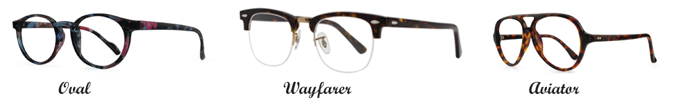 How To Select The Right Eyeglass Frame For Your Face Shape