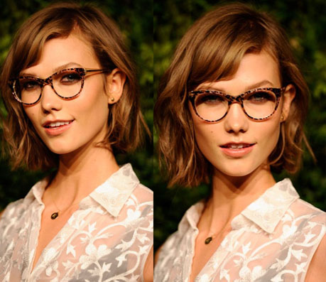 Karlie Kloss Glasses - Celebrity Glasses - Global Eyeglasses