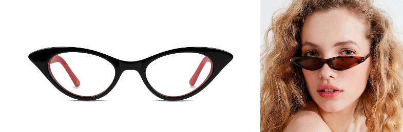 8 Latest Fashionable Eyewear Trends for Women 2019 – COCO LENI Blog