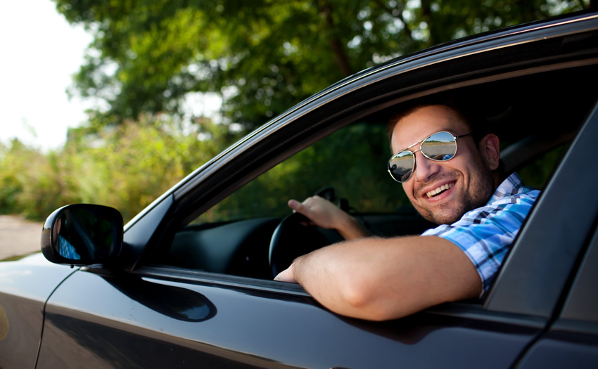 Driving Ease with Rx Sunglasses