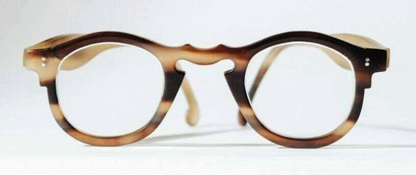 Buffalo Horn Eyeglasses