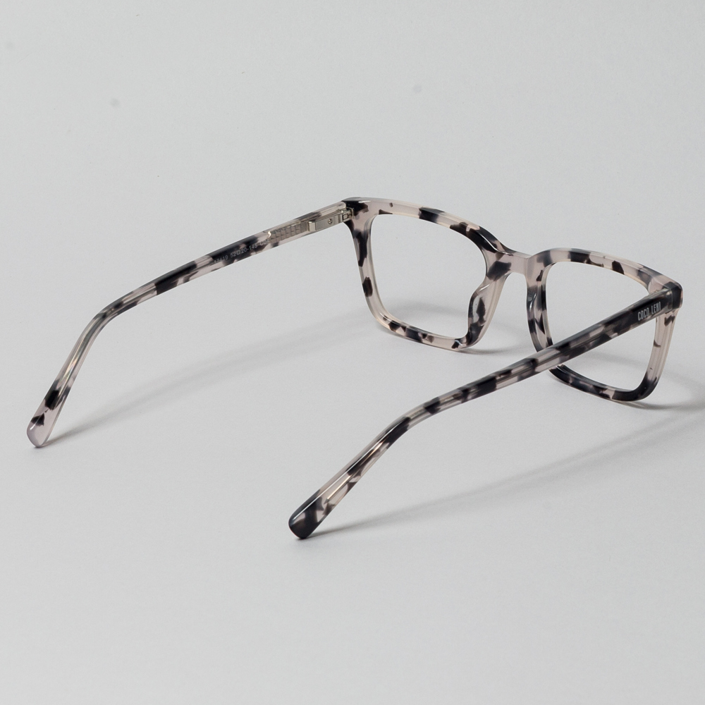 Springs Tortoise Shell White Black