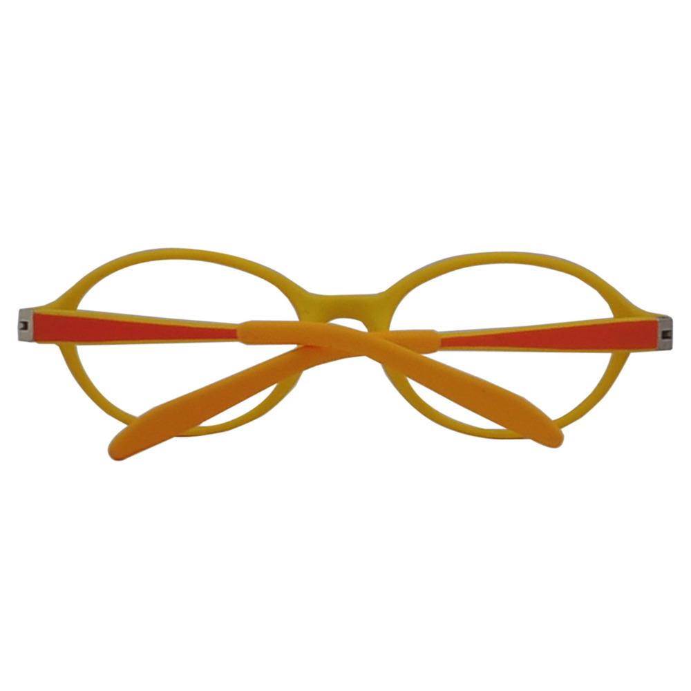 Crippen for kids Orange Yellow