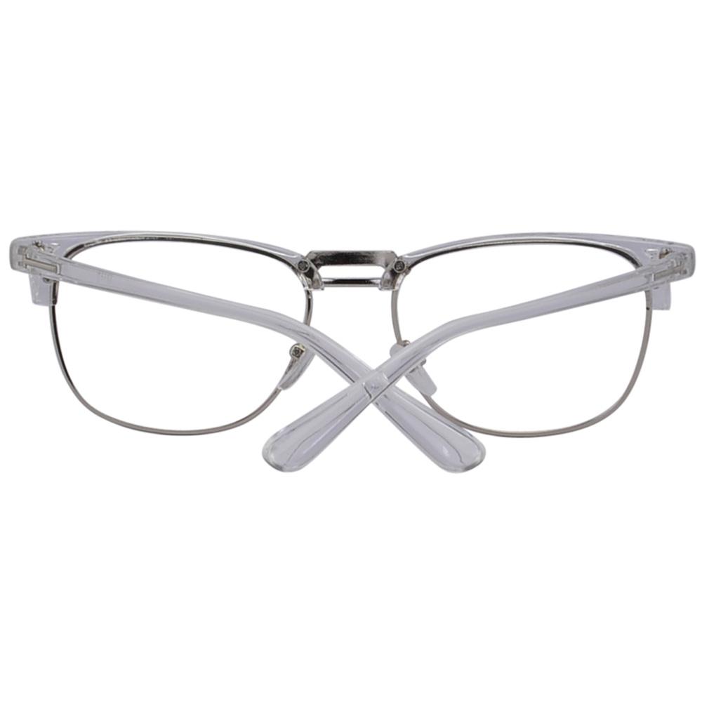 Keegan Transparent Silver