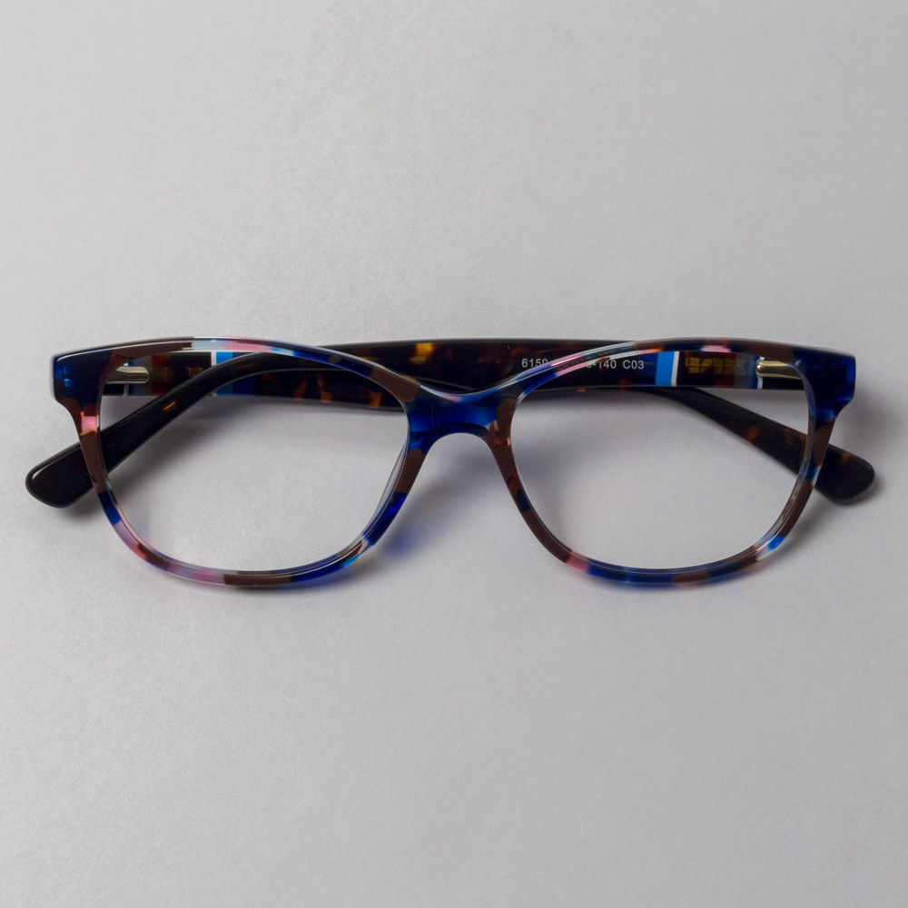 Ticino Blue Brown Red