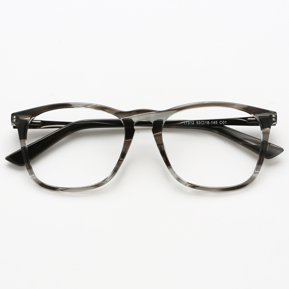 Rheinau Black Transparent Tortoise Shell