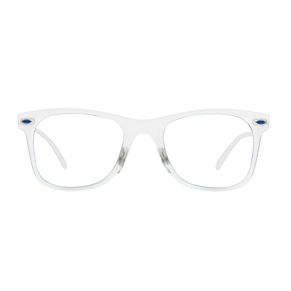 Ray-Ban-0RB4210-646-5550 Transparent Silver