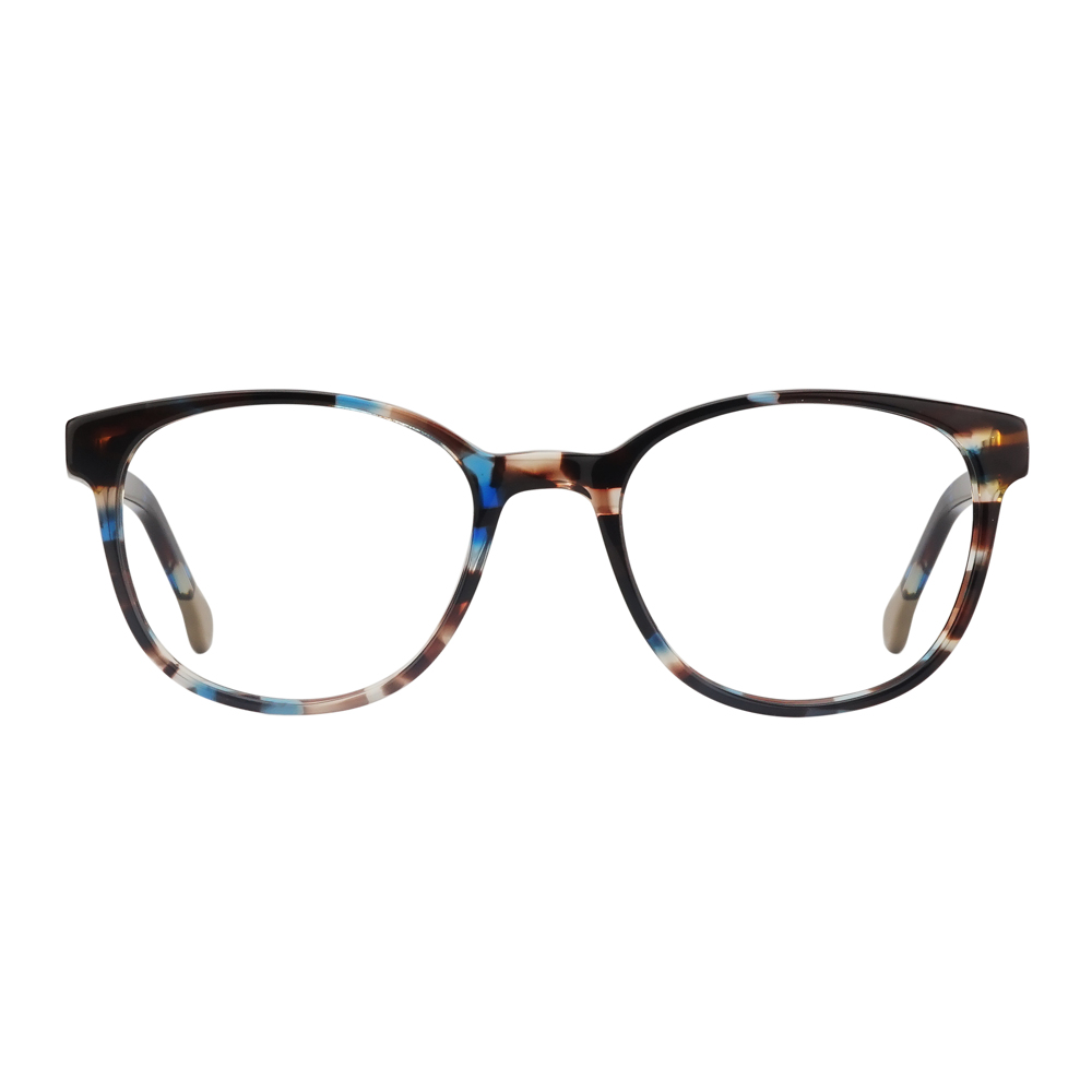 Ecija Blue Brown Tortoise Shell