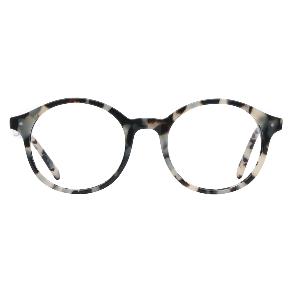 Calvia Tortoise Shell Black White
