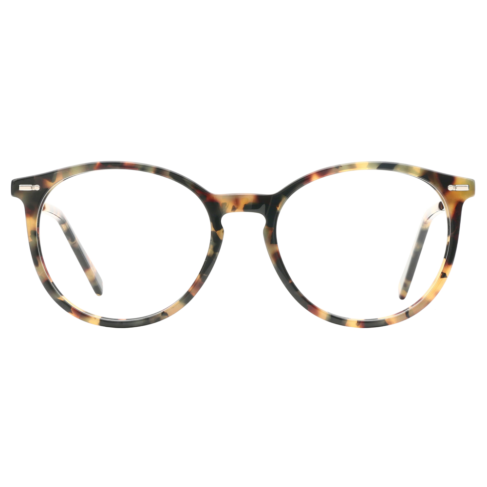 Anvik Tortoise Shell Yellow