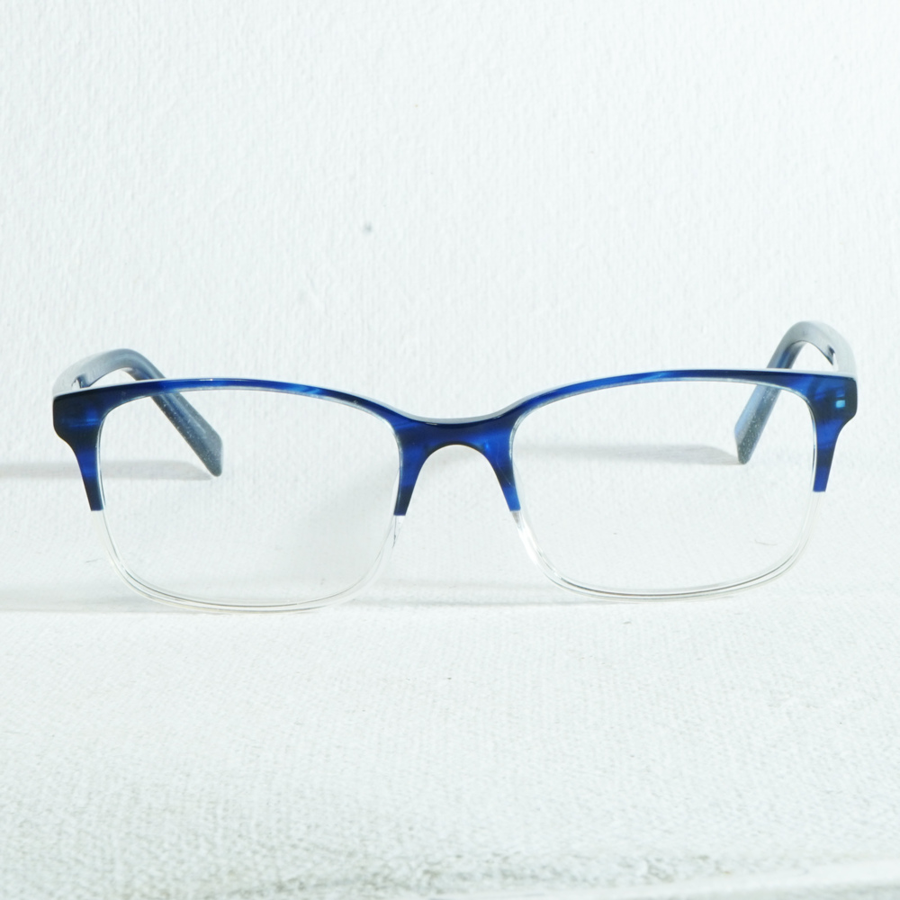 Bassum Transparent Blue