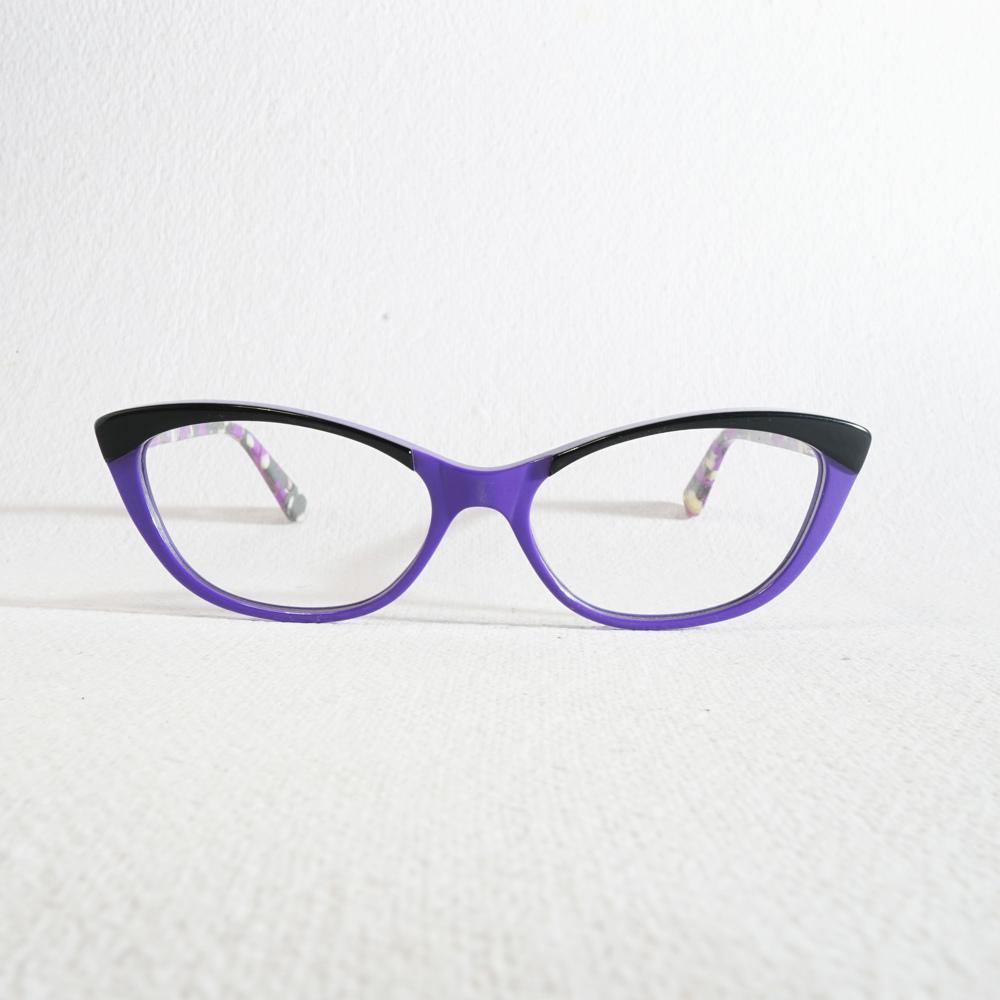 Gransee Black White Purple Gray
