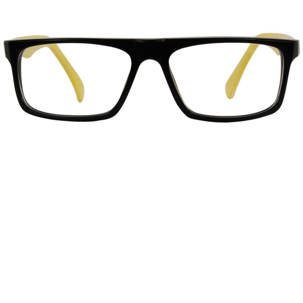 Francisco- Black & Yellow 56mm Black