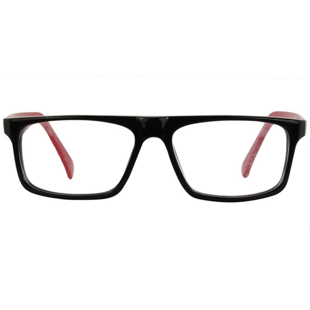 Francisco- Black & Red 56mm Black