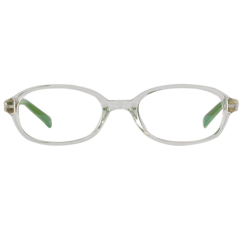 Brooke- Green Transparent