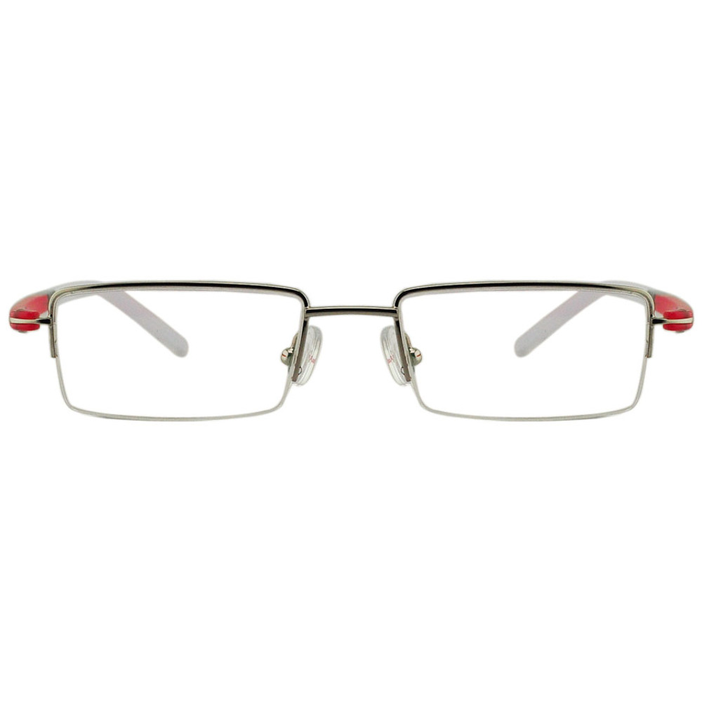 Tommy 854 Silver & Red Silver