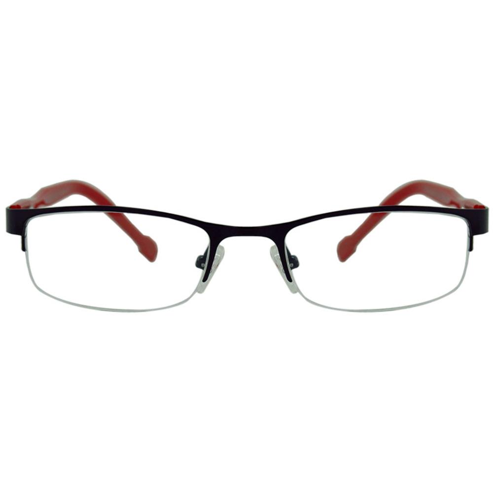 Lautner Black & Red Black
