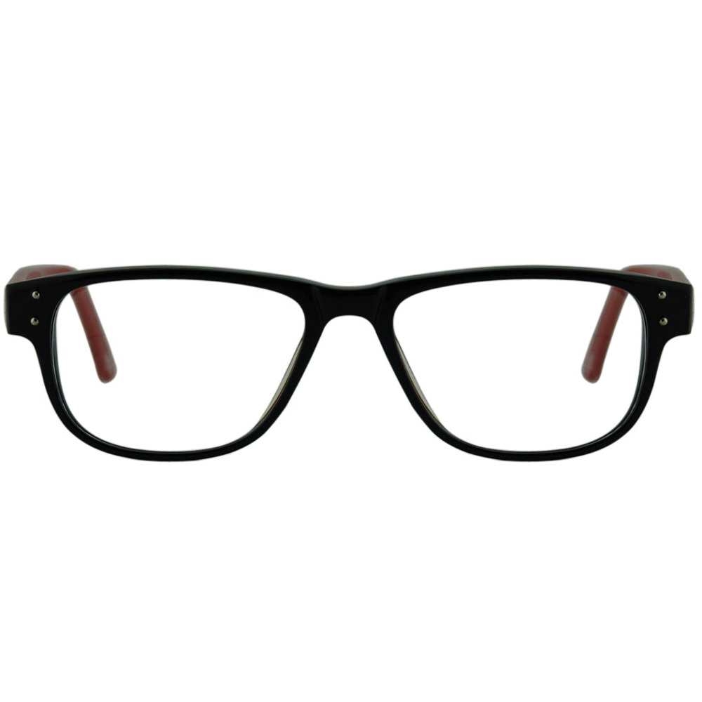 Wallach Black & Red Black