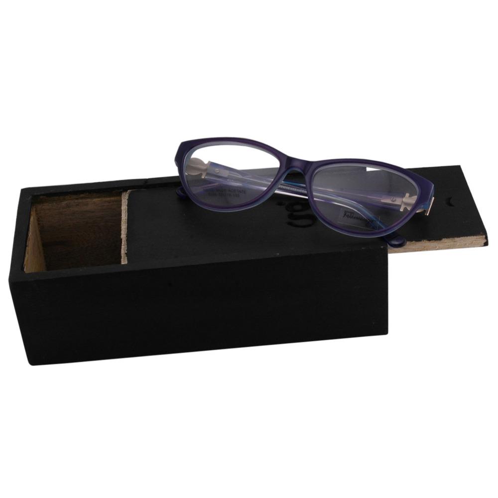 Wooden Case Black