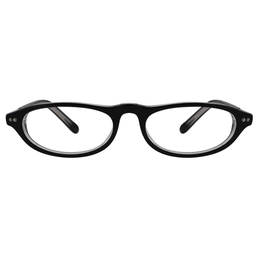 Uriel Black Transparent