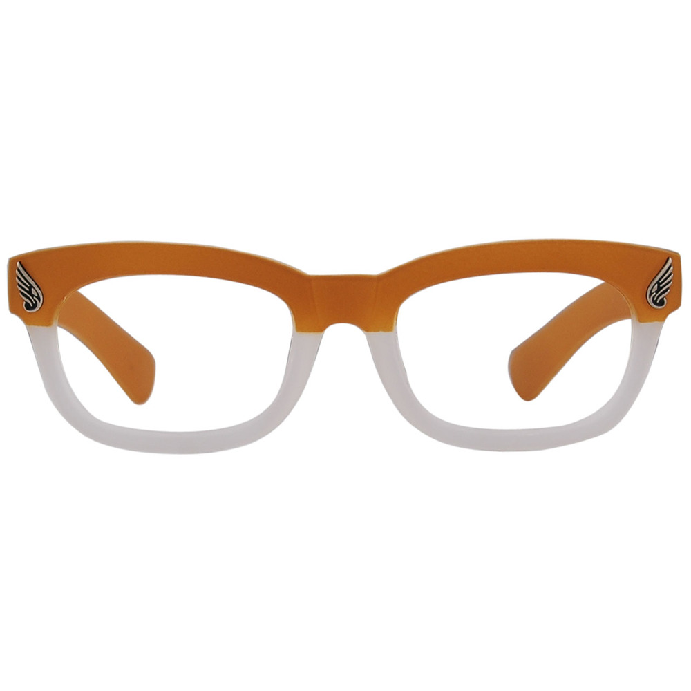 Aiken Orange Transparent