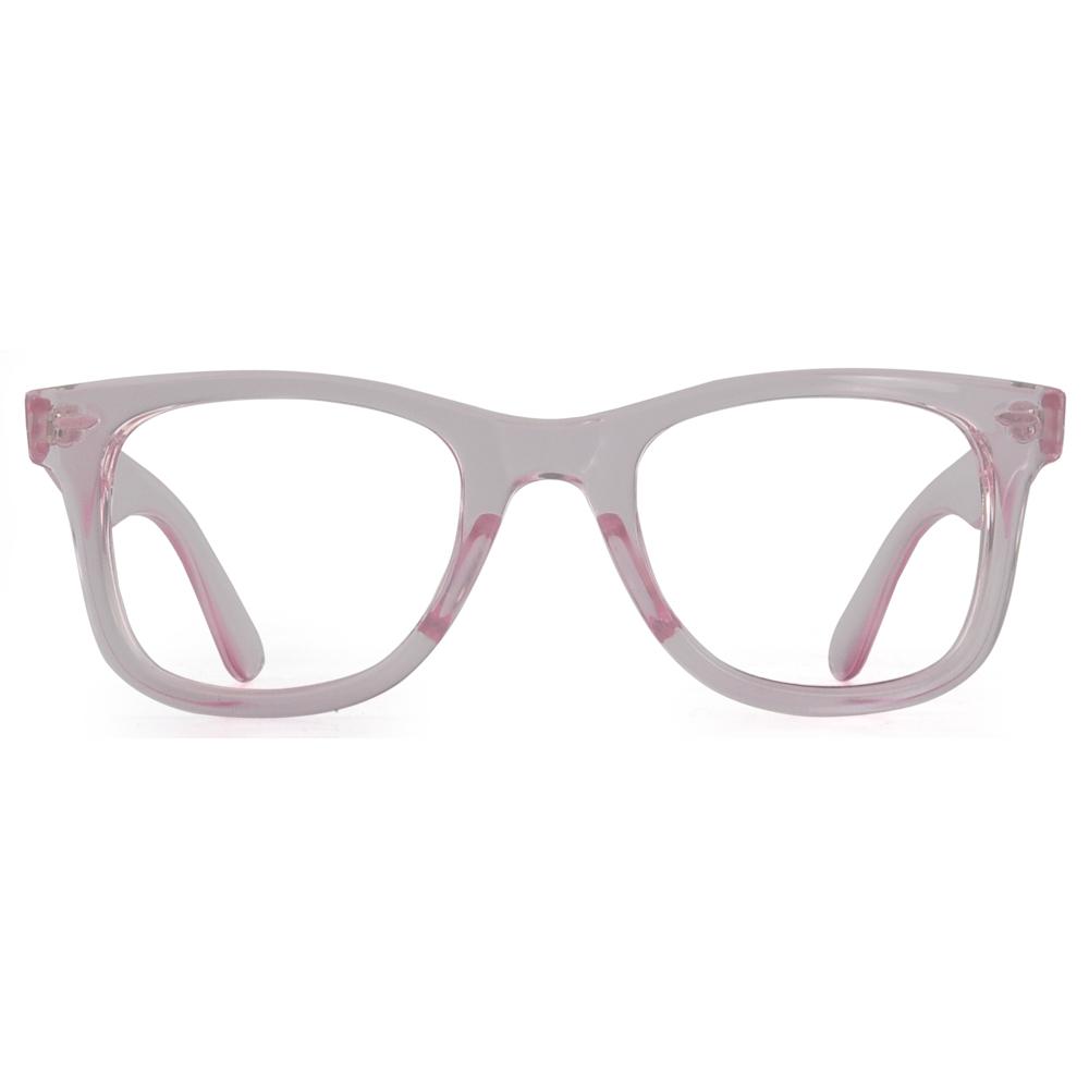 Tyron Pink Transparent