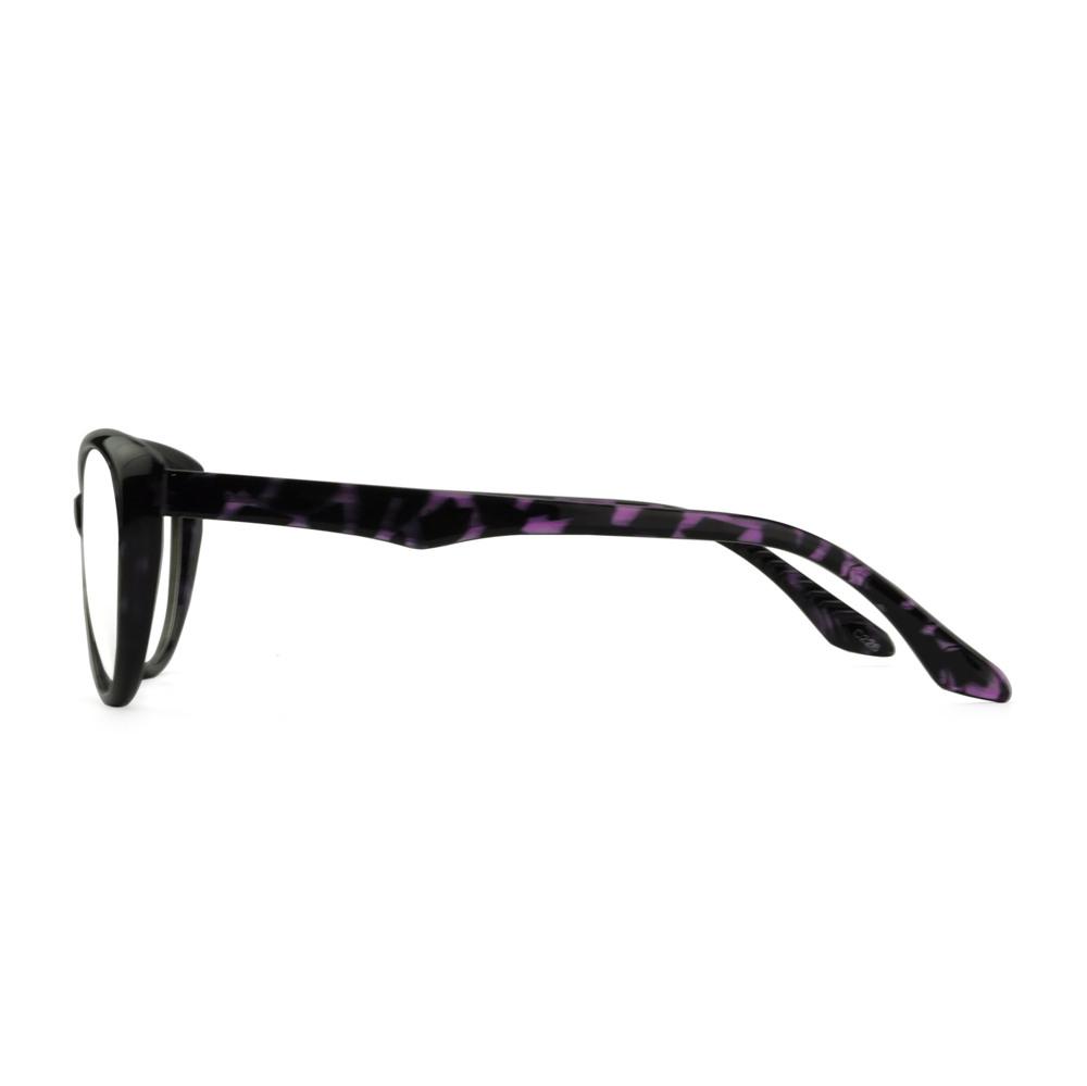 Osteen Black Purple