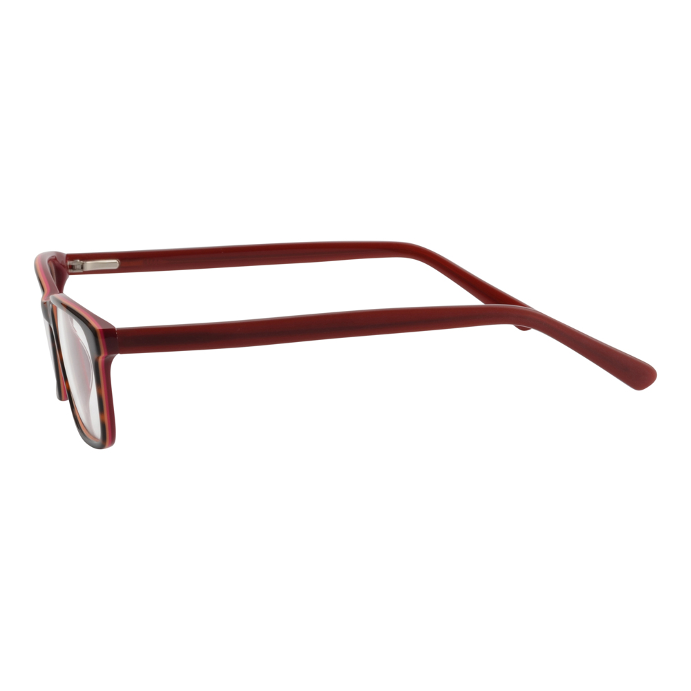 Vanny Tortoise Shell Red Pink