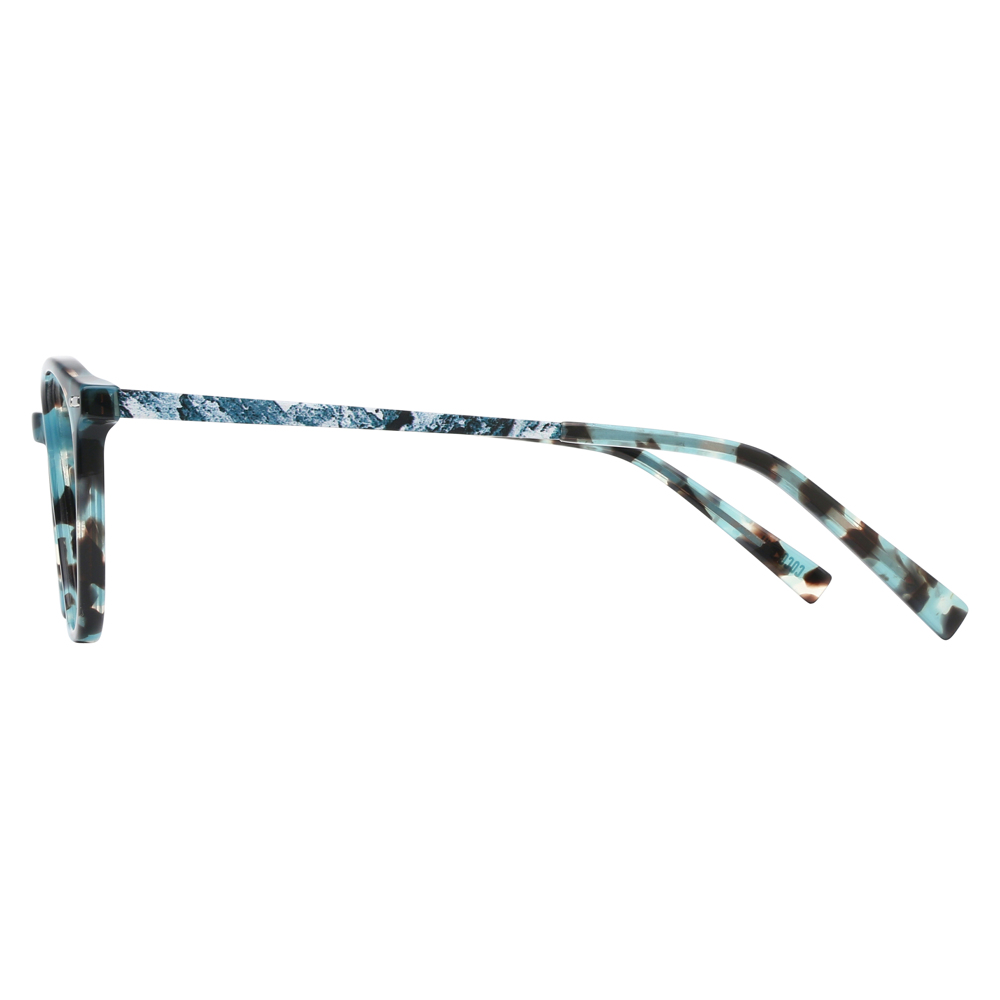 Anvik Tortoise Shell Blue Black