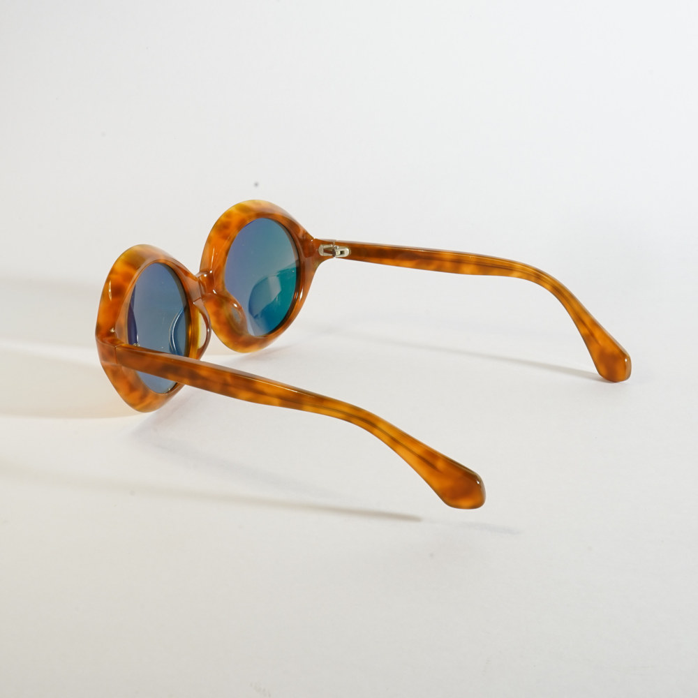 Geseke Tortoise Shell Brown