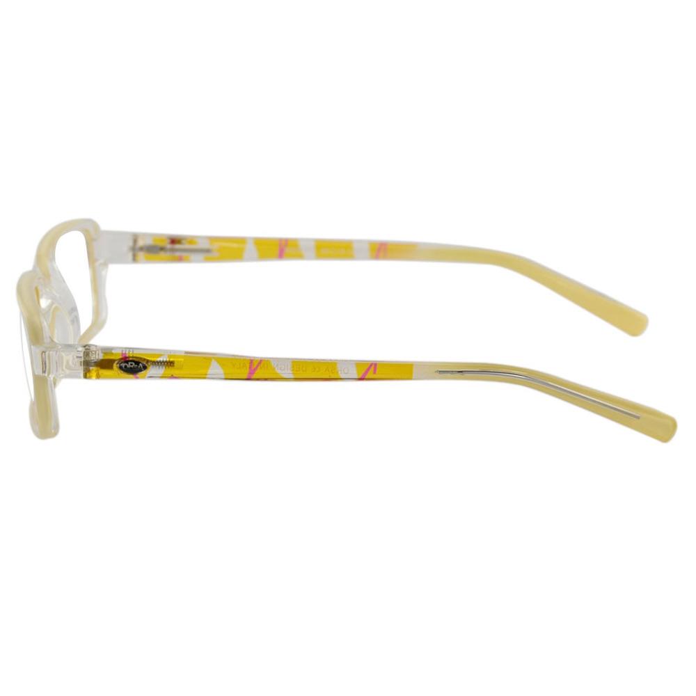Addison- Yellow Transparent
