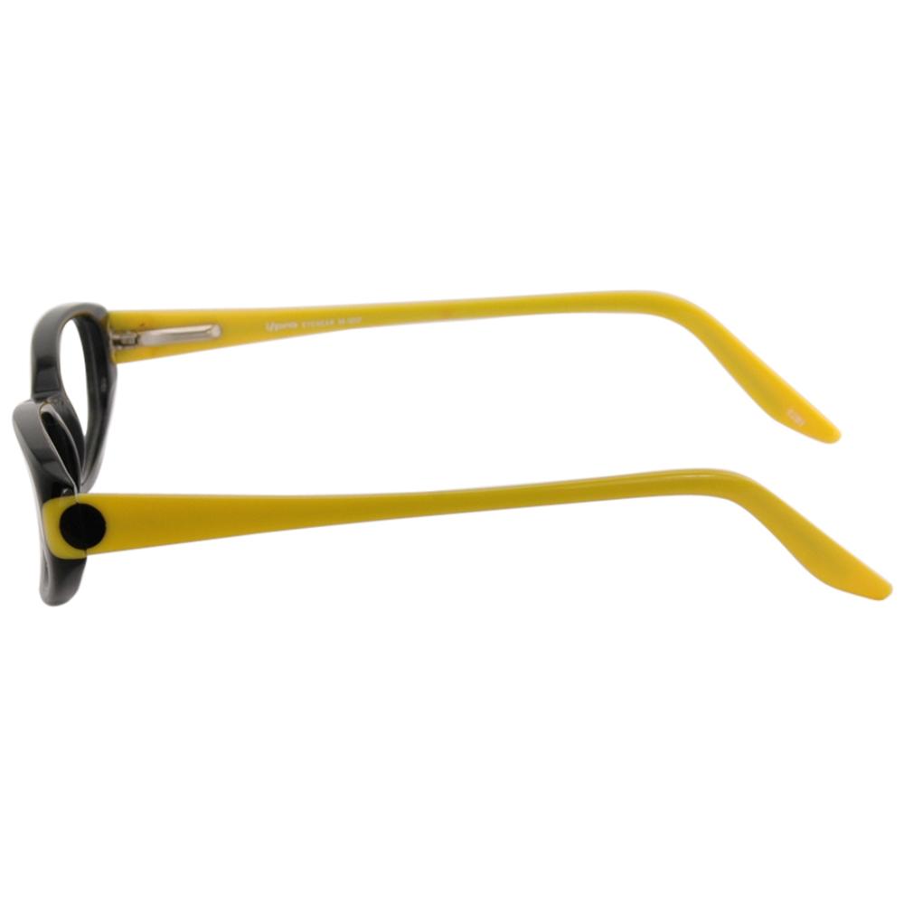Lydon Grace Black&Yellow Black