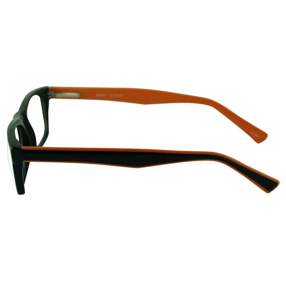 Keitel Black & Orange Black
