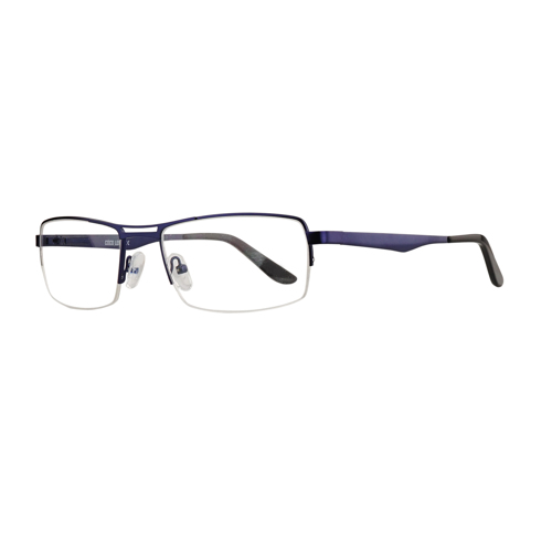 Loretto Half Rim Rectangular 12033
