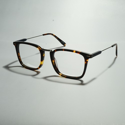 George Full Rim Rectangular 13407