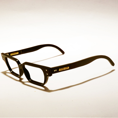 Brahms Full Rim Rectangular 13761